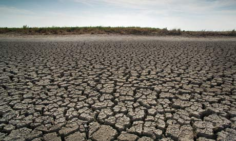 Kansas Drought 2012