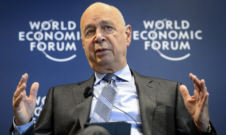 World Economic Forum founder Klaus Schwab