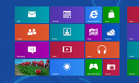 Windows 8 Start