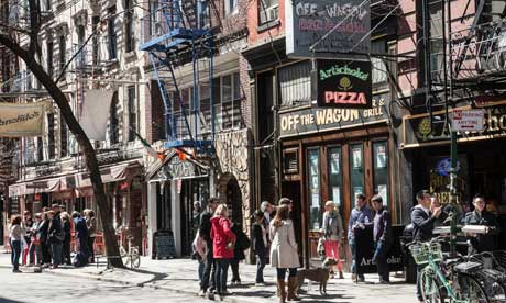 Top 10 cool hangouts in New Yorks Greenwich Village