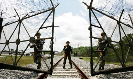 DMZ  (Demilitarized Zone)