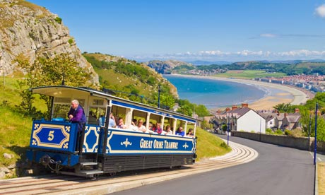 The Great Orme Tramway, Llandudno