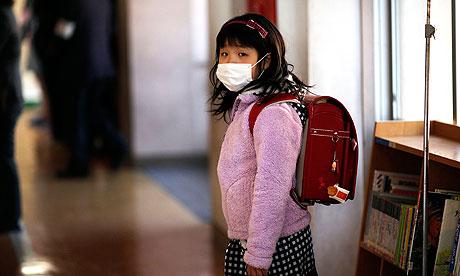 fukushima girl