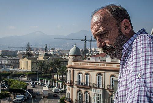 José Palazón, human rights worker, Melilla