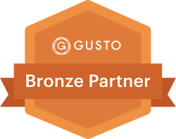 Gusto badge