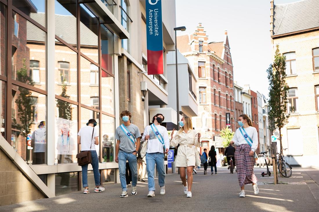 Volgend weekend start de nieuwe zaalshow van william boeva. Students on Stage: Sint-Jansplein maakt plaats voor