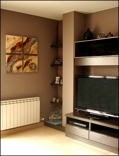 Foto Pintura para Comedor de Pintores Vilar 332362