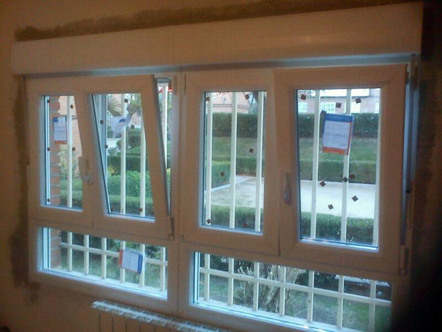 Casa de este alojamiento Instalacion de ventanas en pvc jaen