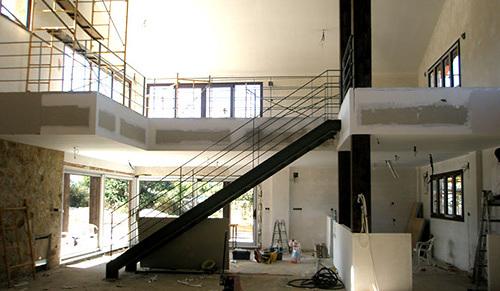 Foto Doble Altura Saln de Estudio Verval Arquitectura E