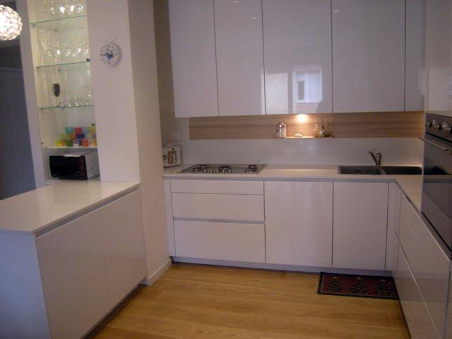 Piano cucina quarzo castegnaro marmi lavorazione u design per la casa
