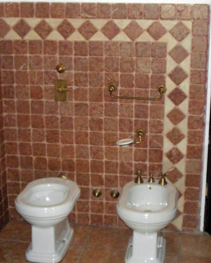 Mobili Lavelli Rivestimento bagno rustico foto