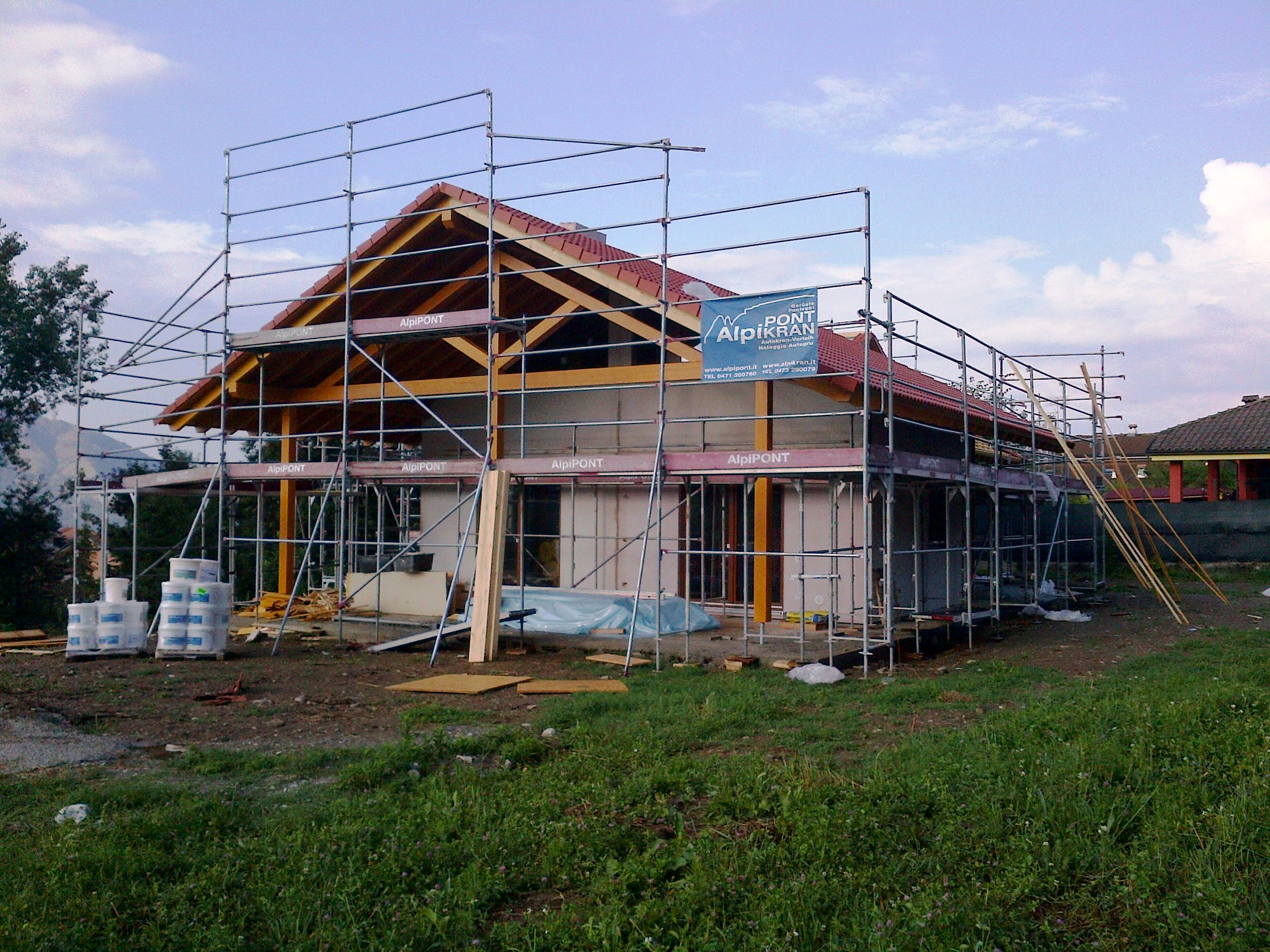 Progetto Costruzione Casa Prefabbricata In Legno  Idee Costruzione Case Prefabbricate