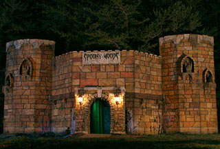 North Carolina Haunted House Spookywoods Charlotte