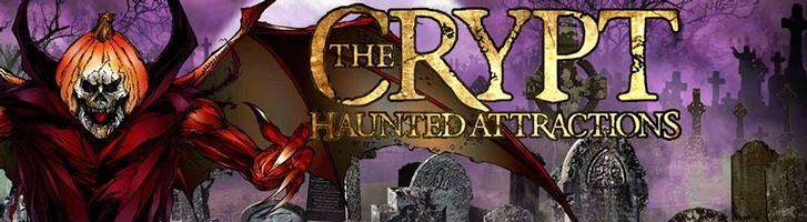 Haunted House in Mesa Arizona The Crypt Haunted Attractions Haunted House