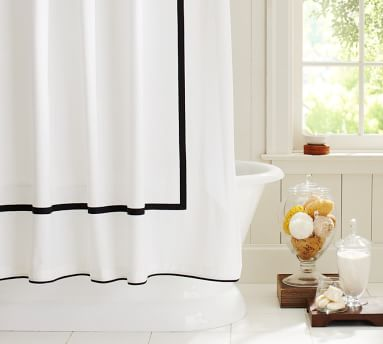 morgan organic shower curtain 72 twilight