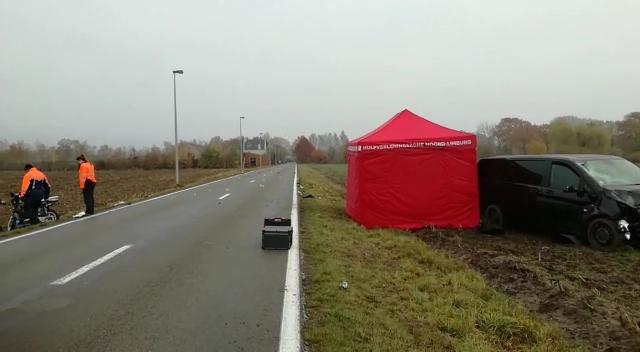 Motorfietser Uit Lommel Komt Om Het Leven In Neerpelt
