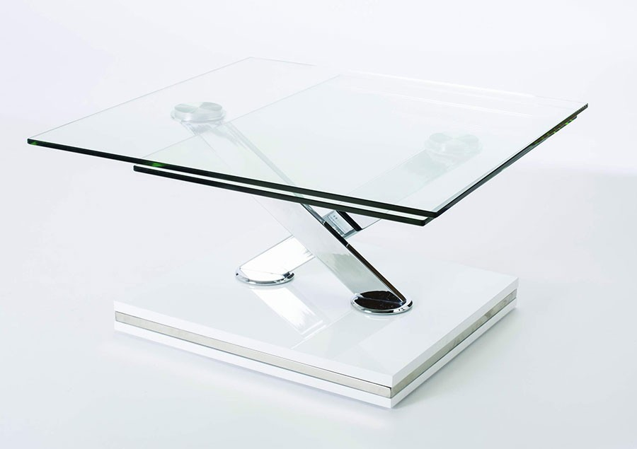 Table Basse Transformable Design