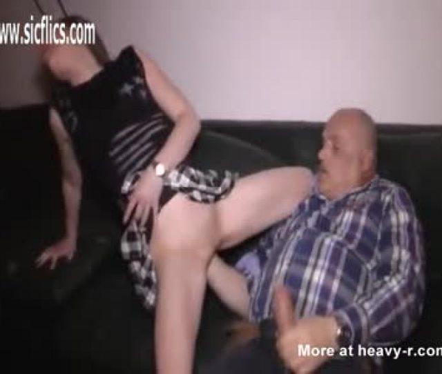 Old Pervert Fisting Teen