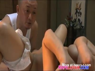 Asian Woman Raped