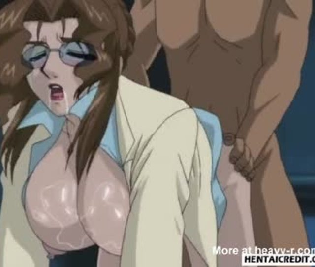 Chained Hentai Milf Forced