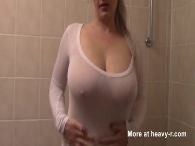 Wet T Shirt With Piss
