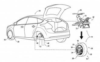 Ford Files High-Tech Patent That Could Eliminate Keys