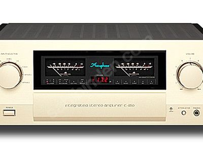 Used Accuphase E-460 Integrated amplifiers for Sale | HifiShark.com