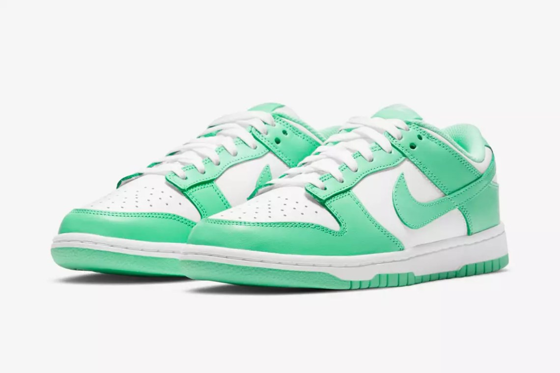 Nike's Newest Dunk Low Colorway Has a Special Glow