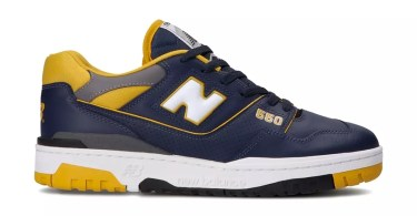 The New Balance 550 Is Going Back to College