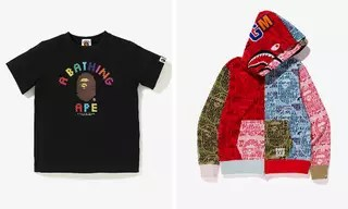 BAPE Store Hong Kong 8th Anniversary Collection | Highsnobiety