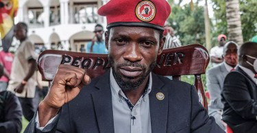 Meet Bobi Wine, the Pop Star Taking On a Dictator