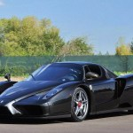 This Rare Black Enzo Ferrari Is Now Up For Sale For 2 4 Million