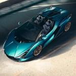 Lamborghini Sian Roadster Debuts As Brand S Most Powerful Convertible