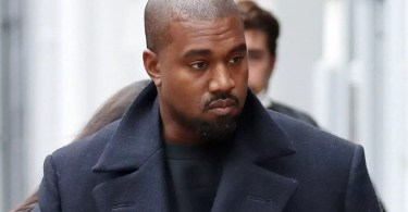 Kanye West Spotted With Mystery New Sneakers
