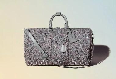 Louis Vuitton's Eco-Felt Makes a Luxurious Case for Circular Design