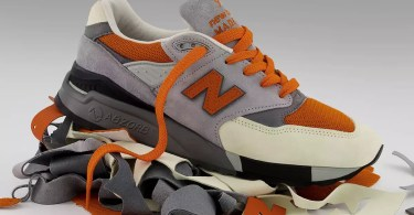 New Balance Is Making One-Off 998s From Scraps & Other Sneaker News Worth a Read