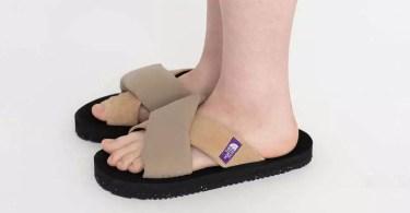 TNF Purple Label Nuptse Sandals Make All Other Sandals Irrelevant