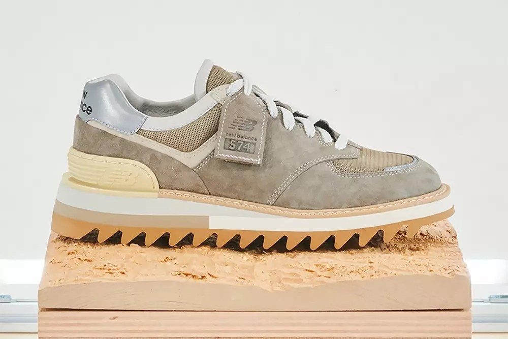 New Balance Turns the 574 Into a Dress Shoe & Other Sneaker News Worth a Read