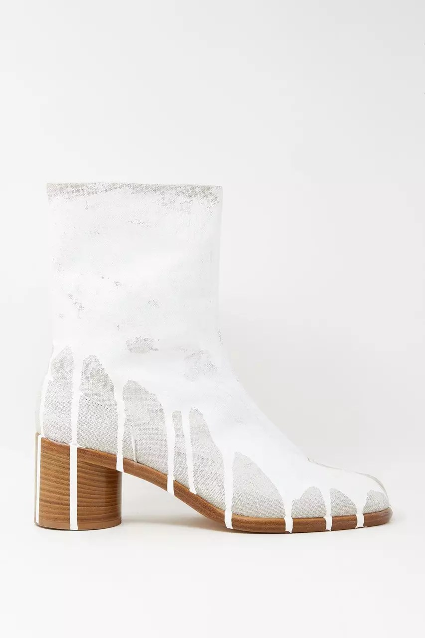 Margiela Just Put a Literal Spin on Your Tabi Drip