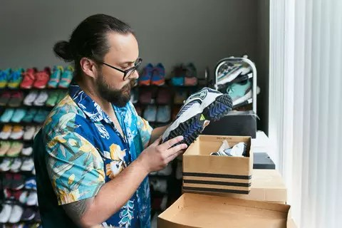 Obscure Sneakers' Stefano Gugliotta Shares His Biggest eBay Sneaker Shopping Tips