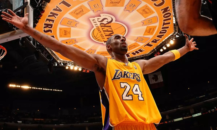 Image result for PHOTOS OF KOBE BRYANT