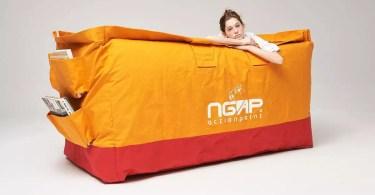 NGAP's Giant Tote Bag Bed Is for Ura-Harajuku OGs
