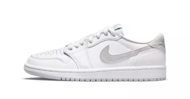Jordan Brand Is Dropping Its Cleanest Retro Colorway as an Air Jordan 1 Low