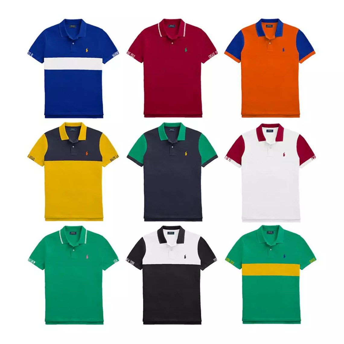 Now You Can Design Your Own Ralph Lauren Polo Shirt