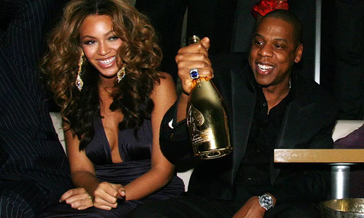 LVMH Jay-Z
