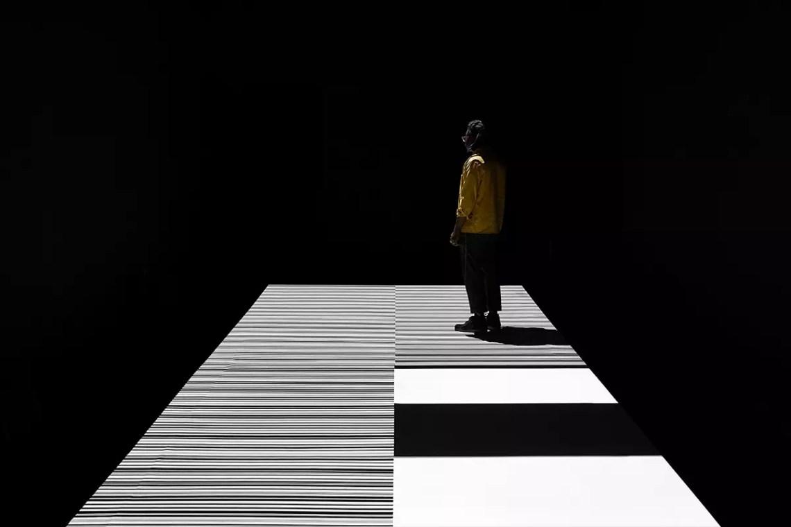 Ryoji Ikeda's Sound & Light Exhibit Is a Giant Subterranean Trip