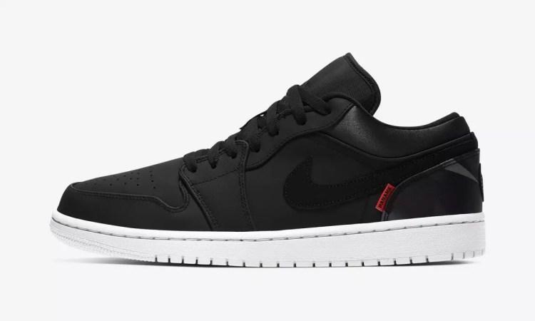 PSG x Nike Air Jordan 1 Low: Official Images & Release Info