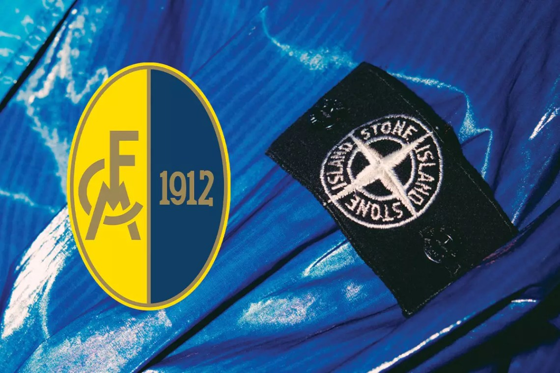 Mister Stone Island Just Bought Himself a Football Club
