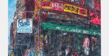 Take MADSAKI's Outsider Tour of New York City