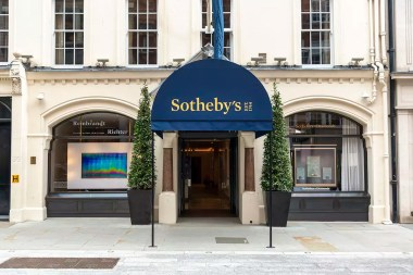 Sotheby's Auction House Opens Its Official Headquarters in the Metaverse